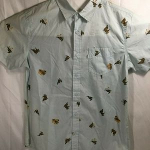 Levi Strauss Men's Casual Button Up